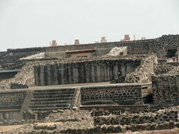 Photo of Mexico City Teotihuacan Pyramids and Shrine of Guadalupe Pyr 1