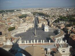 Photo of Rome Skip the Line: Vatican Museums, Sistine Chapel and St Peter's Basilica Half-Day Walking Tour Rome 2010 Eat, Pray, LOVE
