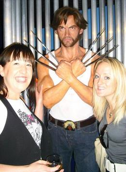 with Wolverine - August 2010