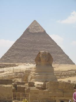 MARVELOUS OMNIPOTENT GUARDIAN OF THE PYRAMIDS - August 2010