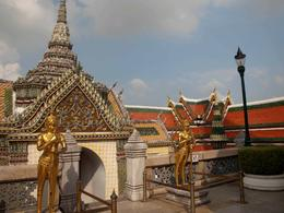Photo of Bangkok Bangkok's Grand Palace Complex and Wat Phra Kaew Tour Statutes