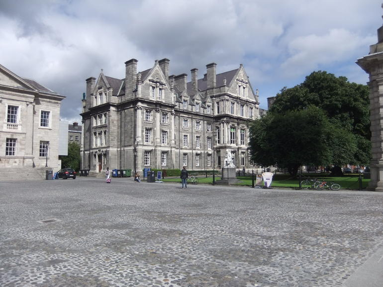 Students' House at Trinity College, Dublin - Dublin