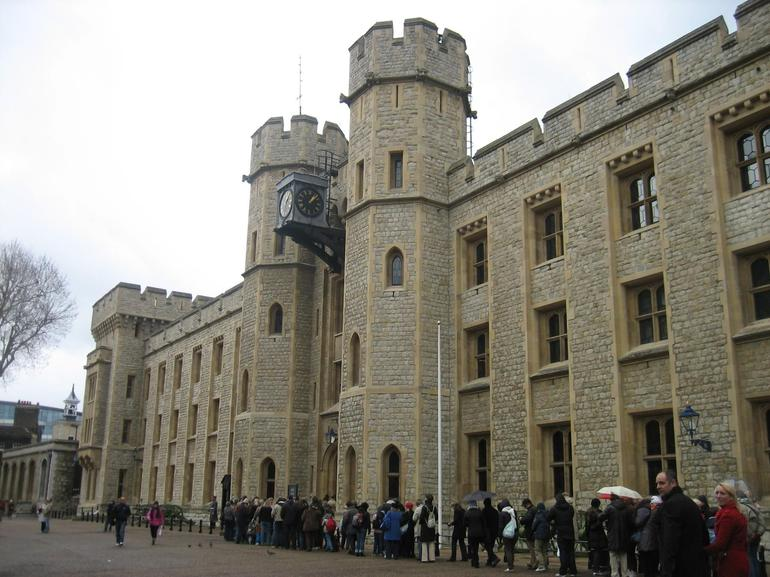 The Tower of London - London
