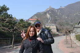 Photo of Beijing Great Wall of China at Badaling and Ming Tombs Day Tour from Beijing The Wall