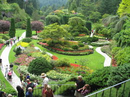 Photo of Vancouver British Columbia Super Saver: 5-Day Tour of Vancouver, Whistler and Victoria Victoria - Butchart Gardens