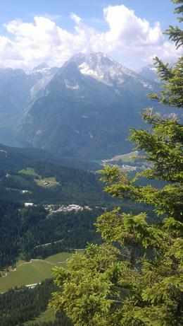 Photo of Munich Berchtesgaden and Eagle's Nest Day Tour from Munich View from the top of Eagelsnest