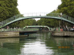 Photo of Paris Seine River Cruise and Paris Canals Tour view