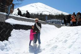 beautiful Mt Fuji, JOSIE B - May 2010
