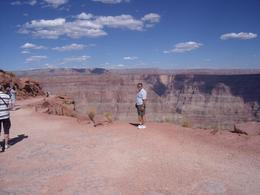 Photo of Las Vegas Grand Canyon West Rim Day Trip by Coach, Helicopter and Boat with Optional Skywalk wow