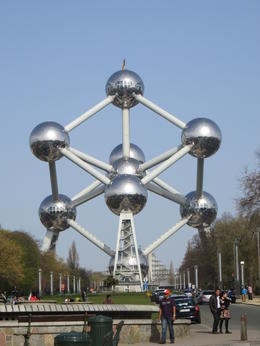 Photo of Brussels Brussels Half-Day City Tour Atomium