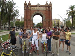 Photo of Barcelona Barcelona Half-Day Bike Tour BARCELONA 041