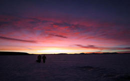 You will see many beautiful sites when ice fishing! , Icefishcolorado - November 2012