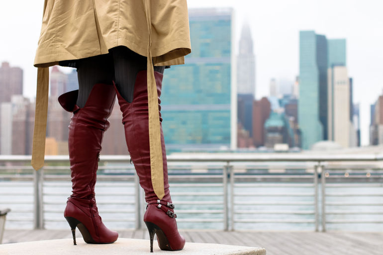 Boots and Skyline!!!