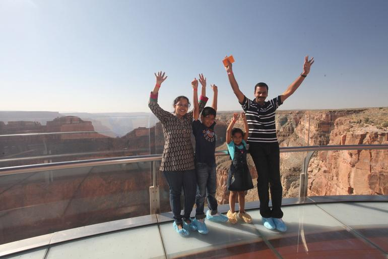 Grand Canyon Skywalk - Las Vegas