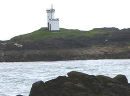 A picturesque lighthouse in Fife. , Bruce - June 2011