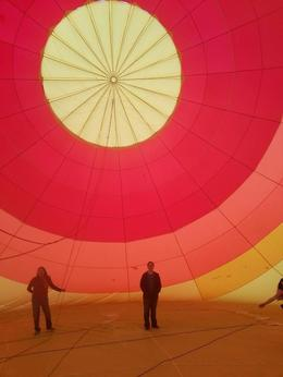 Photo of Las Vegas Las Vegas Sunrise Hot Air Balloon Ride Helping set up
