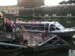 Photo of Rome Rome Tiber River Night Cruise with Dinner or Wine IMG_0994