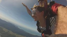 Photo of Cairns & the Tropical North Reef and Rainforest Tandem Sky Dive in Cairns Jump