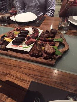 Beautiful meats of Argentina. , Christian L - November 2015
