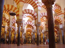 Photo of Granada Cordoba Day Trip from Granada Mosque in Cordoba, Spain (inside)