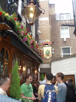 Photo of London Private Tour of London's Historic Pubs P7154065