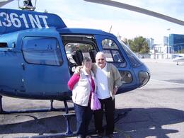 Photo of Las Vegas Grand Canyon West Rim VIP Helicopter Tour from Las Vegas paul & margaret able