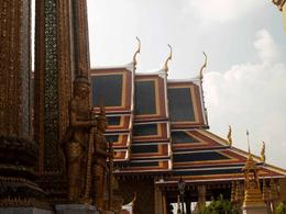Photo of Bangkok Bangkok's Grand Palace Complex and Wat Phra Kaew Tour roof line