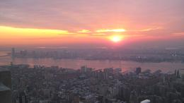 Photo of New York City New York City Hop-on Hop-off Tour Sunset from Empire State Building