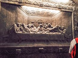 The Last Supper - Salt Carvings , Japandrea02 - October 2015