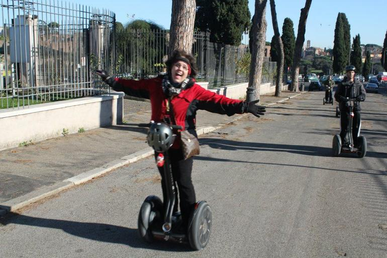 Titainic Segwaying - Rome