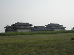 Photo of Xian Private Tour: Tomb of Emperor Jingdi with Xi'an Airport Transfer Tour of the Hanyangling Tomb