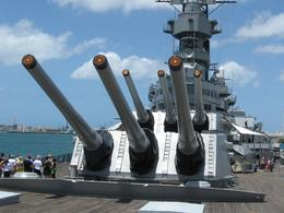 Photo of Oahu USS Missouri, Arizona Memorial, Pearl Harbor and Punchbowl Day Tour USS Missouri Tour