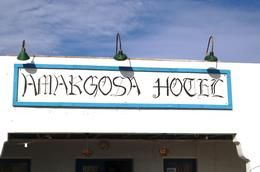 Stop at the Amargosa Hotel , Todd K - May 2011