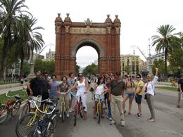 Photo of Barcelona Barcelona Half-Day Bike Tour BARCELONA 042