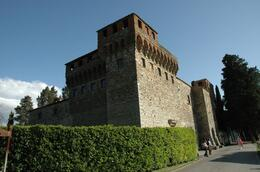 Photo of Florence Chianti Region Wine Tasting Half-Day Trip from Florence Castello del Trebbio