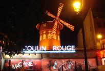 Photo of Paris Eiffel Tower Dinner, Seine River Cruise and Moulin Rouge Show by Minivan