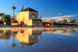 Photo of   Menara Gardens, Marrakech