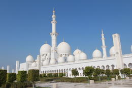 Photo of Dubai Private Tour: Abu Dhabi Sightseeing with Transport from Dubai Mosche in Abu Dhabi