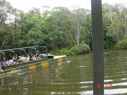 Good fun on the Kuranda rain forestation tour., Patricia J - November 2007