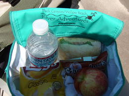 Photo of Las Vegas Black Canyon River Rafting Tour Sack Lunch