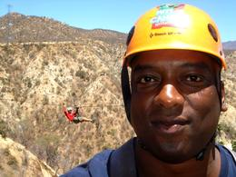 Photo of Los Cabos Los Cabos Canopy Tour Staff on the training line
