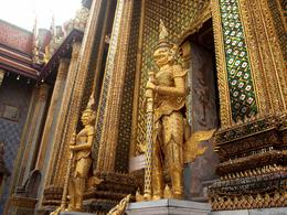 Photo of Bangkok Bangkok's Grand Palace Complex and Wat Phra Kaew Tour Statues