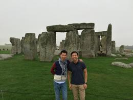 Our first visit to the amazing historical Stonehenge! A wonderful experience with Viator! , Jason Koh - December 2014