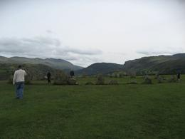 Castle Rigg Stone circle. Said to be older than Stonehenge, but this site is free and you can walk amongst the stones at your leisure, and the surrounding views are much more spectacular - September 2009