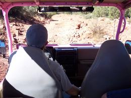 Photo of Sedona & Flagstaff Diamondback Gulch Jeep Tour The trail...