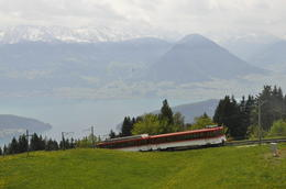 Photo of Zurich Mount Rigi and Lucerne Summer Day Trip from Zurich The Train Ride