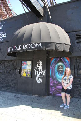 The Viper Room is a nightclub located on the Sunset Strip in West Hollywood, California. It was opened in 1993 and was partly owned by actor Johnny Depp until 2004. The club became known for being a..., John G - September 2013