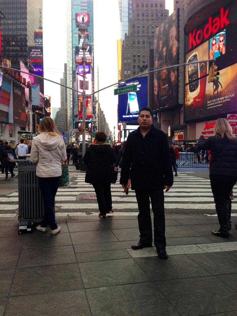 times square, New York - New York City