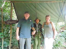 Photo of Ho Chi Minh City Cu Chi Tunnels Tour with Saigon River Speedboat Cruise from Ho Chi Minh City Tunel welcolm