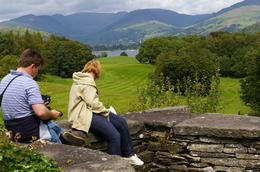 Photo of Lake District Beatrix Potter's Lakeland Tour View of Lake Windmere